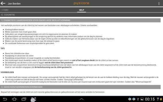 Pyxicare screenshot 2