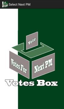 Select Next PM poster