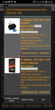 WiFi Analyzer syot layar 2