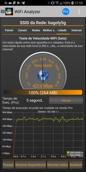 Analisador de WiFi imagem de tela 5