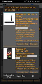 WiFi Analyzer скриншот 2