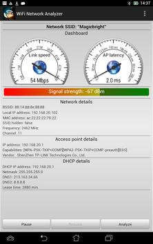 WiFi Analyzer Pro screenshot 6