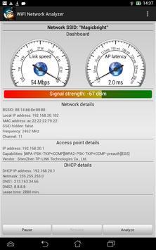 WiFi Analyzer Pro screenshot 8