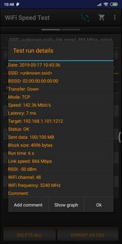 WiFi Speed Test screenshot 4