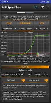 WiFi Speed Test screenshot 8