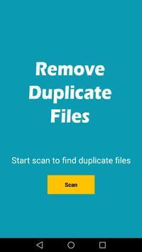 Duplicate File Remover poster