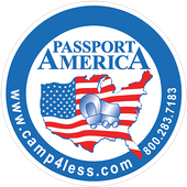 Passport America icon
