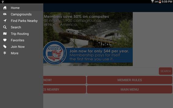 Passport America screenshot 9