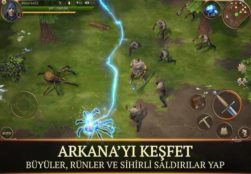 Stormfall: Saga of Survival Ekran Görüntüsü 6