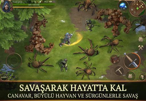Stormfall: Saga of Survival Ekran Görüntüsü 3