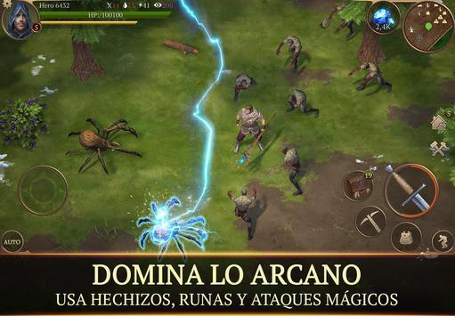 Stormfall: Saga of Survival captura de pantalla 6