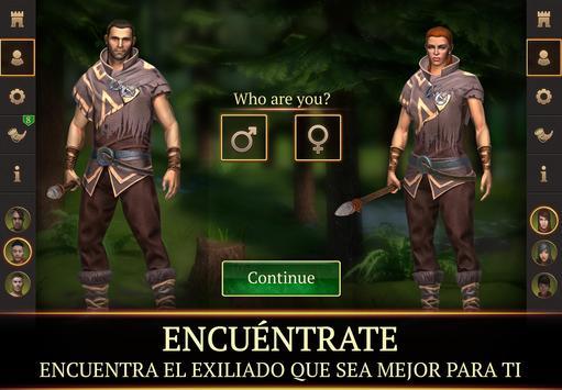 Stormfall: Saga of Survival captura de pantalla 7