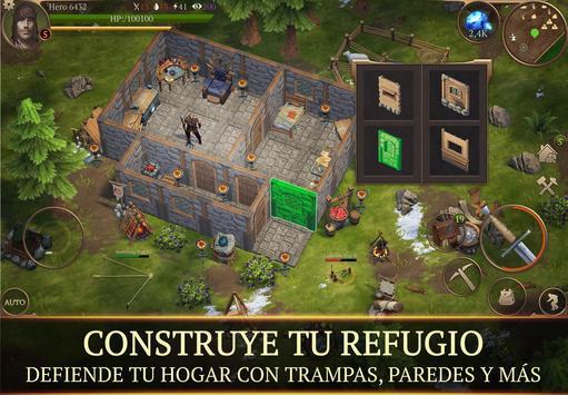 Stormfall: Saga of Survival captura de pantalla 8