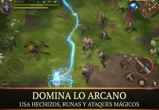 Stormfall: Saga of Survival captura de pantalla 13