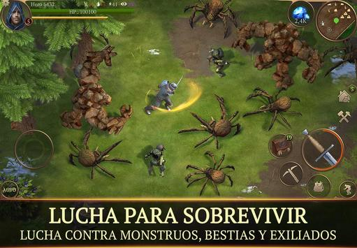 Stormfall: Saga of Survival captura de pantalla 3