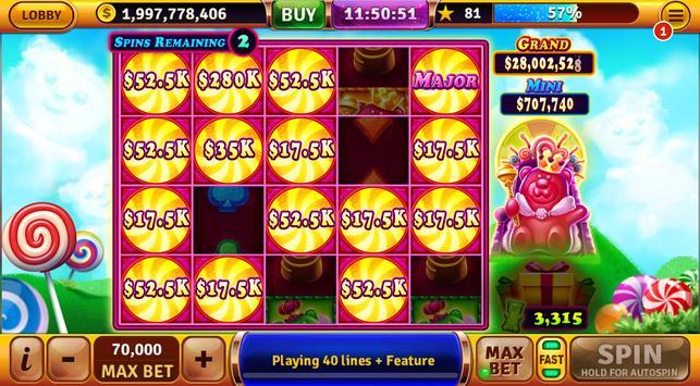 Casino Slots: House of Fun™️ Free 777 Vegas Games 截圖 21