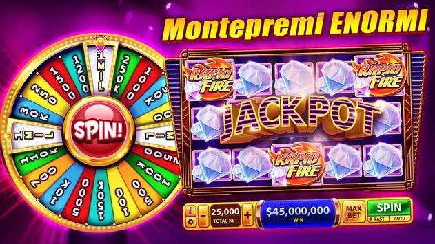 Poster Giochi Casinò di slots gratis – House of Fun™