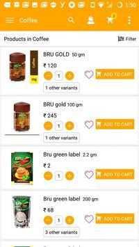 SpicyBe India Fastest Online Super Market screenshot 1