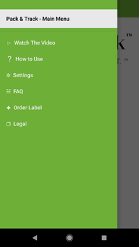 Pack & Track screenshot 4