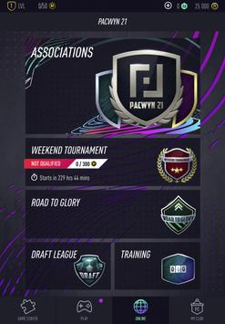 Pacwyn 21 - Football Draft and Pack Opener स्क्रीनशॉट 8