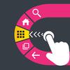 Sidebar, Edge Screen, Circle Launcher - Floatoo иконка
