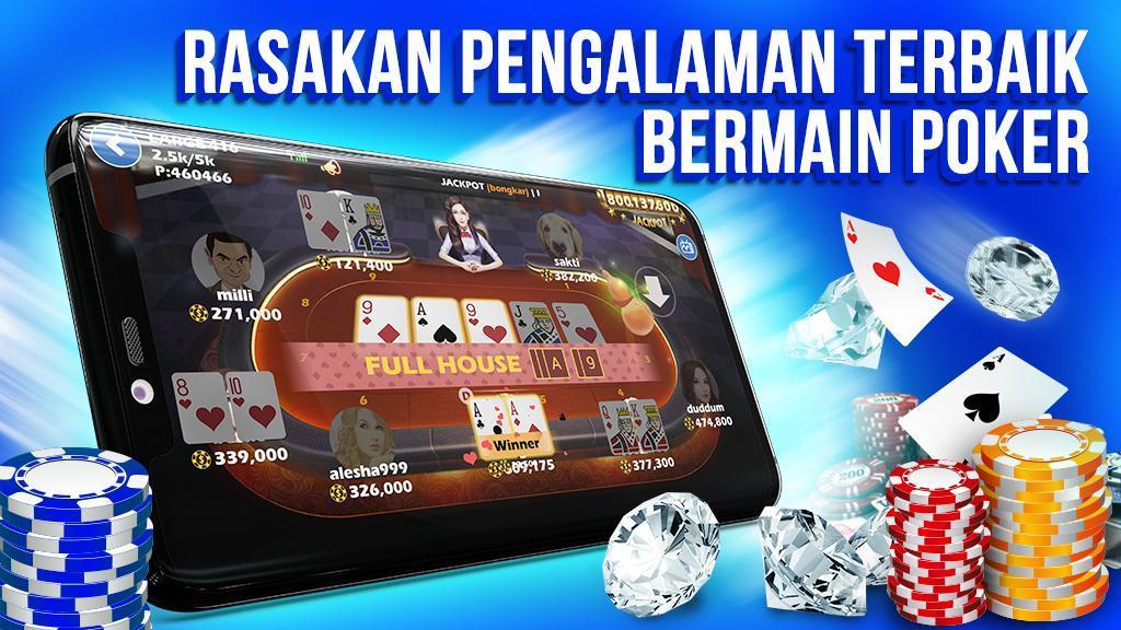 Kaya Domino Qiu Kiu Poker Slot Casino Terbaik For Android Apk Download