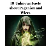 10  Unknown Facts About Paganism and Wicca icon