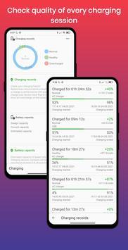 Battery Guru: Monitor & Saver Ekran Görüntüsü 5