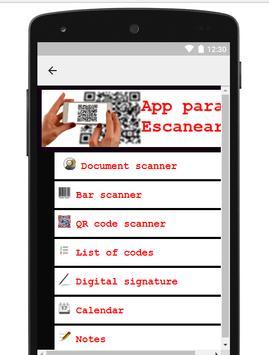 App to Scan screenshot 2