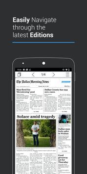 The Dallas Morning News screenshot 2