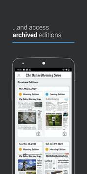 The Dallas Morning News screenshot 4