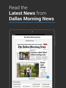 The Dallas Morning News screenshot 5