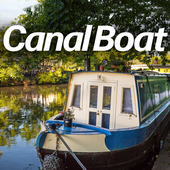 Canal Boat icon