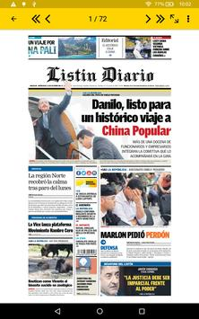 Listin Diario スクリーンショット 16