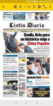 Listin Diario スクリーンショット 4