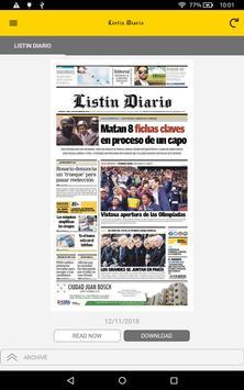 Listin Diario スクリーンショット 12