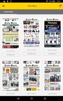Listin Diario スクリーンショット 13