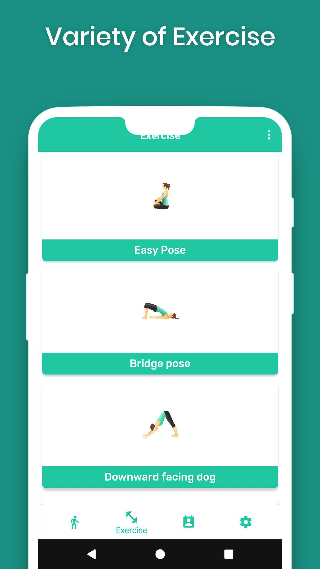 Yoga Daily Poses  Workout for fitness 2