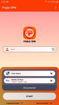 PAGLA VPN screenshot 2