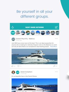 Yacht Share Network screenshot 6