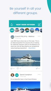 Yacht Share Network poster