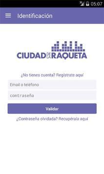 Ciudad de la Raqueta poster