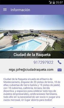 Ciudad de la Raqueta screenshot 2