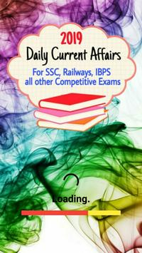 Daily Current Affairs For all Competitive Exams poster