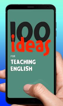 100 Ideas For Teaching English poster