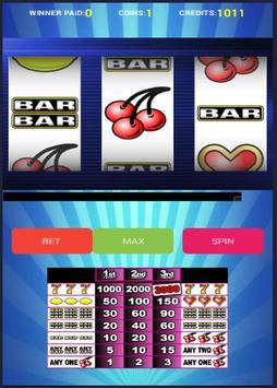 Slot Machine Game 2019 screenshot 2