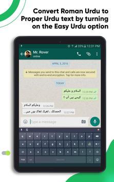 Easy Urdu स्क्रीनशॉट 8