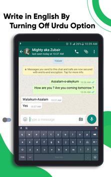 Easy Urdu स्क्रीनशॉट 9