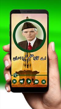 Pakistani Milli Naghmay (National Songs) Offline screenshot 12