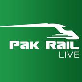 Pak Rail Live icon